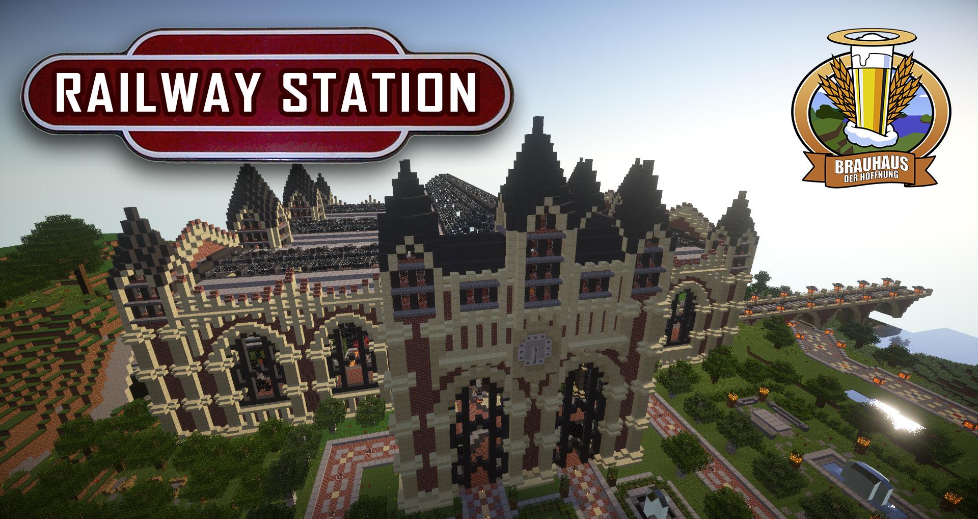 Bahnhof Map 7