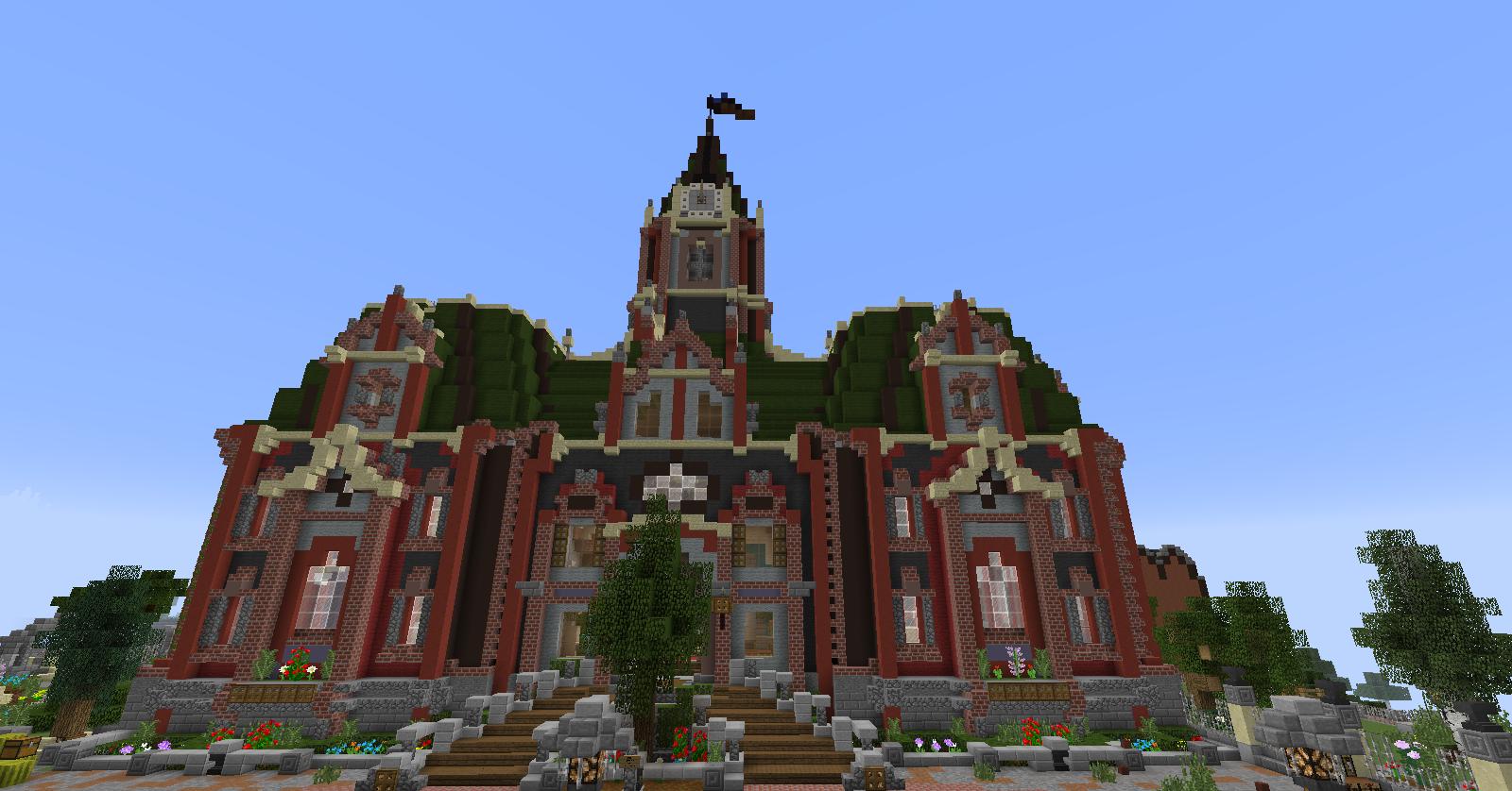 Claychester_Rathaus