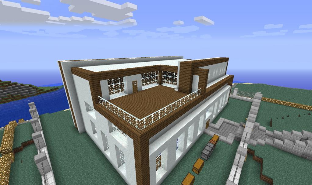 Minecraft Hauser Zum Nachbauen Einfach Alles Ueber Coloriagespw - Minecraft hauser zum nachbauen einfach